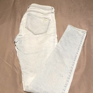 Hollister Jeans - Skinny - High Rise - Size: 3